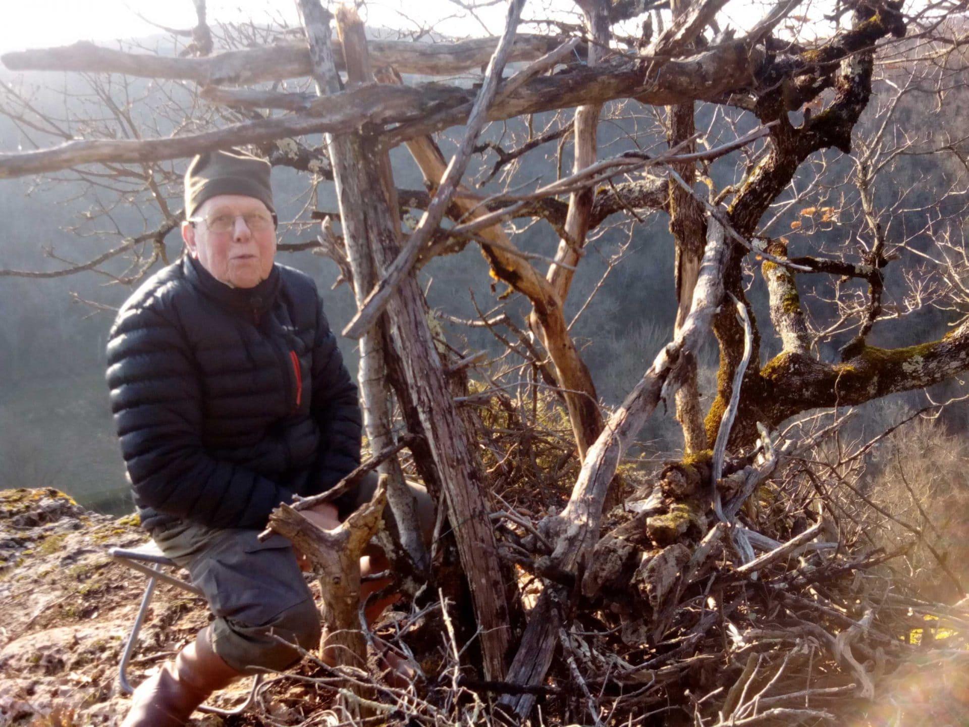 Jacques Borrel: défenseur de la nature