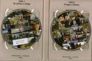 double dvd des