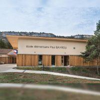 toutes les entrées de la nouvelle école de st antonin
