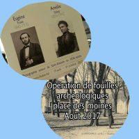lien vers fiche du dvd amélie galup eugène trutat et fouilles archéologiues à St antonin